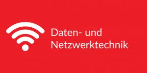 Daten und Netzwerktechnik Button
