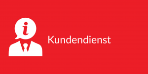 Kundendienst Button